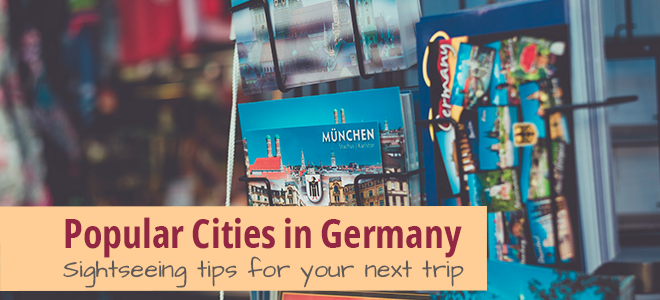 Popular Cities in Germany